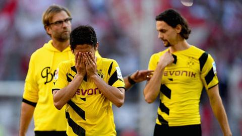 Tổng quan Bundesliga 2014/15: Năm buồn của những thế lực cũ