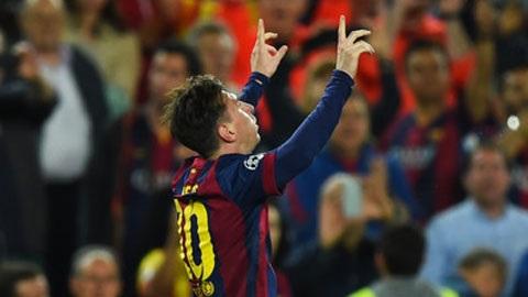 Tường thuật toàn cảnh vòng 38 La Liga 2014/15