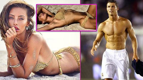 Alessia Tedeschi - siêu mẫu vừa bước vào trái tim Cristiano Ronaldo