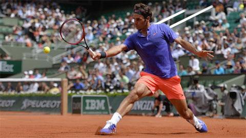 Roger Federer và Halep khởi đầu suôn sẻ tại Roland Garros