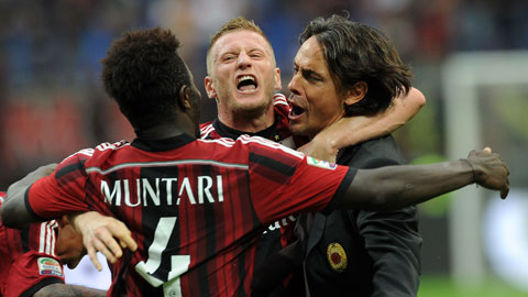 01h45 ngày 25/5, Milan vs Torino: Màn chia tay tươm tất