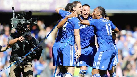Premier League 2014/15: Bóng đá thực dụng thắng thế cùng Mourinho