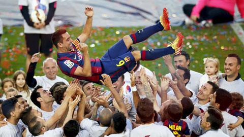 La Liga: Những cuộc chia ly…