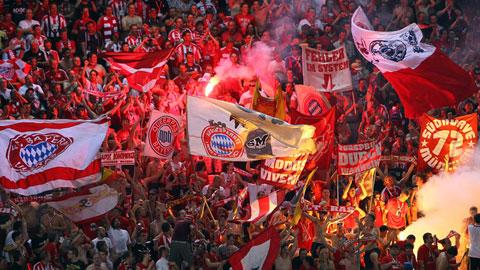Bundesliga là của riêng người Đức