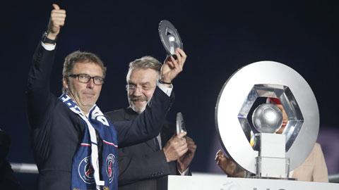 PSG vô địch mùa thứ 3 liên tiếp: Và họ có thể làm tốt hơn