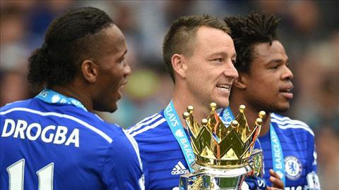 Drogba và Cech rời Stamford Bridge mở ra kỷ nguyên mới ở Chelsea