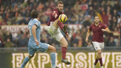 """23h00 ngày 25/5, Lazio vs Roma: """"Siêu Derby"""" thủ đô!"""