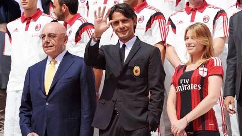 Tạm biệt Inzaghi!