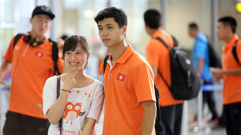 U23 Việt Nam: Diện mạo mới của Công Phượng