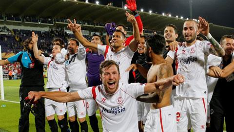 1 ngày trước trận chung kết Europa League: Sevilla trước ngưỡng cửa lịch sử