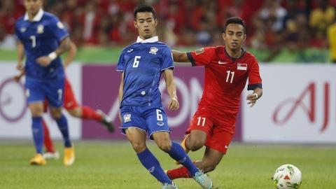 Mất 'nhạc trưởng', U23 Thái Lan điều 6 trụ cột ĐTQG dự SEA Games 28