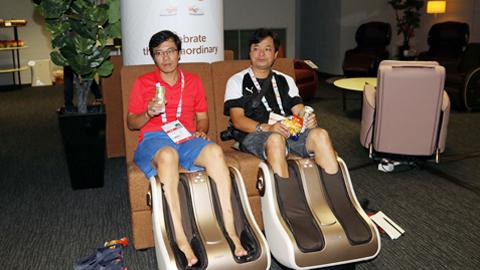 'Siêu' hiện đại và tiện nghi như trung tâm báo chí SEA Games 28
