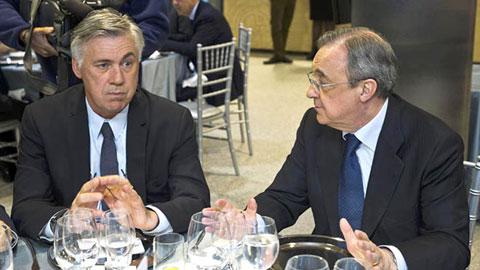 Bình luận: Real đã sai lầm lớn khi sa thải Ancelotti