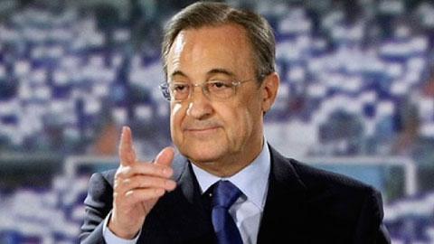 Florentino Perez: 'Kẻ độc tài' ở Bernabeu