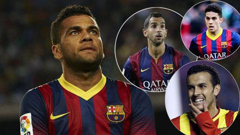 Chuyển động tại Barca: Sẽ có cuộc tháo chạy khỏi Nou Camp?