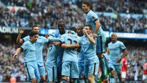 Man City mùa giải 2014/15: Thất vọng nhưng không tuyệt vọng