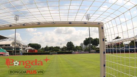 Toàn cảnh về Bishan, sân đấu của U23 Việt Nam tại SEA Games