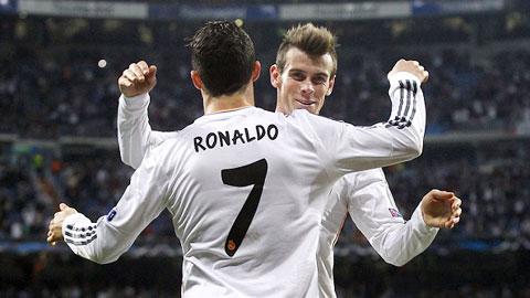 Với Benitez, Bale sẽ phế truất Ronaldo?