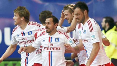 01h30 ngày 29/5, Hamburg vs Karlsruher: Đẳng cấp Hamburg