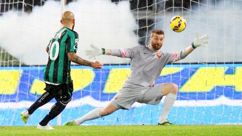 Serie A 2014/15: Những huyền thoại trong khung thành