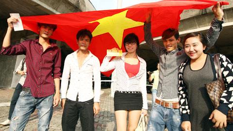 Sốt vé các trận Việt Nam gặp Malaysia và Thái Lan