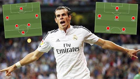 Nếu M.U có được Bale...