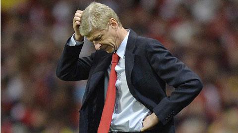 Arsenal chờ một thay đổi lớn từ Wenger