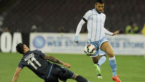 Hãy để Lazio dự Champions League!