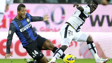 Parma sẽ báo oán Inter Milan?