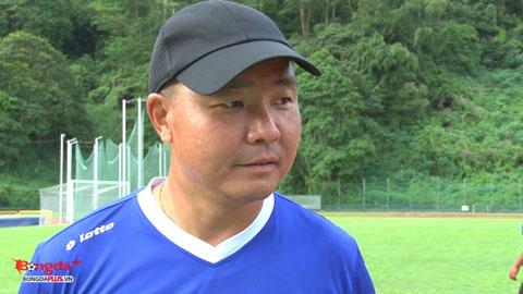 HLV U23 Brunei bị ám ảnh trước cuộc đối đầu với U23 Việt Nam