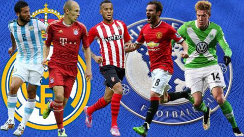 5 cầu thủ chứng minh Mourinho không phải lúc nào cũng đúng