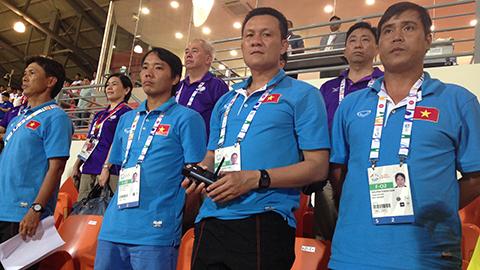 Trợ lý Trần Công Minh đánh giá cao U23 Thái Lan