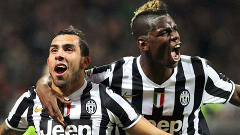 Đội hình xuất sắc nhất Serie A 2014/15