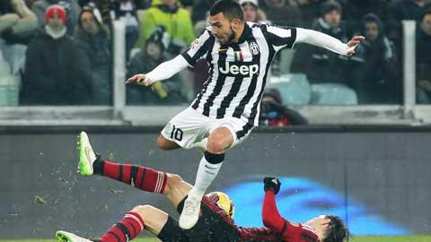 23h00 ngày 30/5, Verona vs Juventus: Vinh danh Toni hay Tevez?