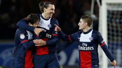 02h00 ngày 31/5, Auxerre vs PSG: Lịch sử gọi tên PSG