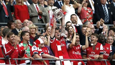 5 trận chung kết FA Cup khó quên nhất với Arsenal
