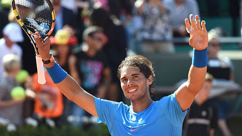 Big Four thắng dễ, Serena Williams lội ngược dòng vào vòng 4 Roland Garros
