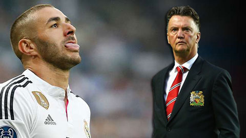 M.U hỏi mua Benzema giá 50 triệu euro