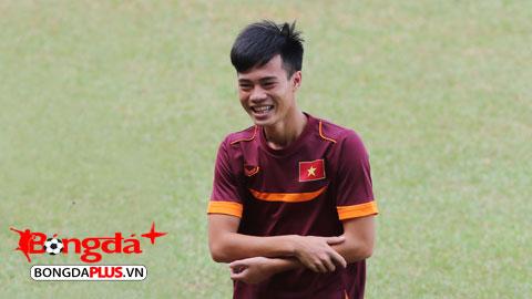 U23 Việt Nam đón Văn Toàn trở lại