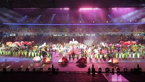 Hé lộ những hình ảnh 'độc' trong Lễ khai mạc SEA Games 28