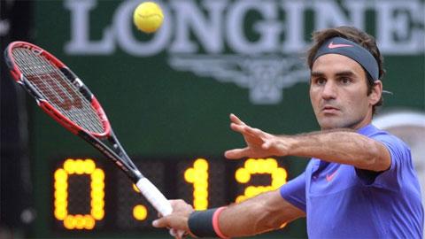 Roland Garros: Ana Ivanovic và Nishikori vào tứ kết, 'Tàu tốc hành' Federer bị trễ giờ