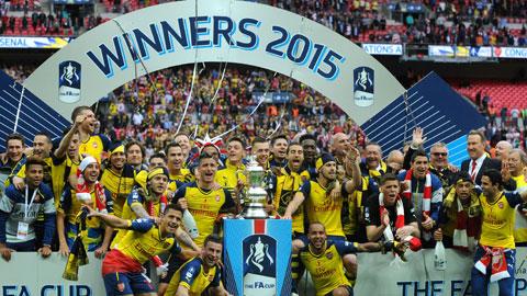 Đã đến lúc Arsenal nói về chức vô địch Premier League