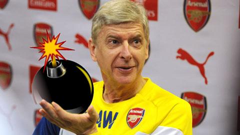 """Tổng hợp chuyển nhượng (1/6): Wenger khẳng định chỉ mua hàng """"khủng"""""""