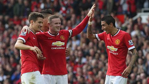 Play-off Champions League 2015/16: Những đối thủ M.U có thể chạm mặt