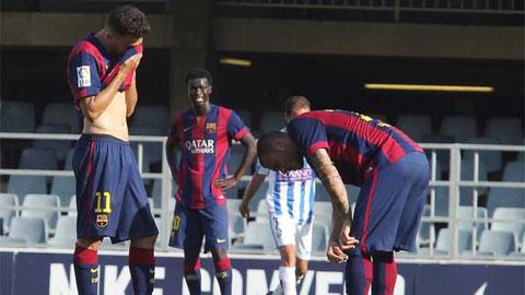 Barca B xuống hạng, tài năng trẻ Halilovic cân nhắc ra đi