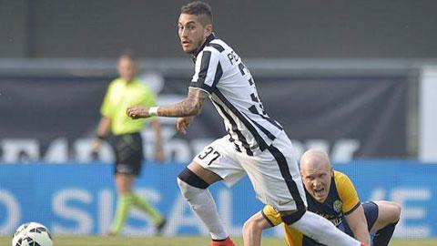 Juventus trước trận gặp Barca: Pereyra có thể là 'vũ khí' bí mật?