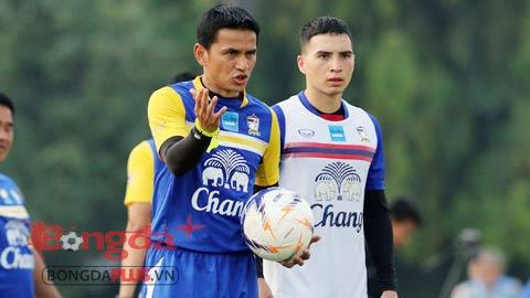 Tristan Đỗ - Người Việt trong màu áo Thái có trận đấu đầu tiên ở SEA Games