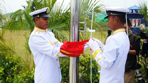Chiều ngày 2/6 sẽ diễn ra lễ thượng cờ đoàn Việt Nam