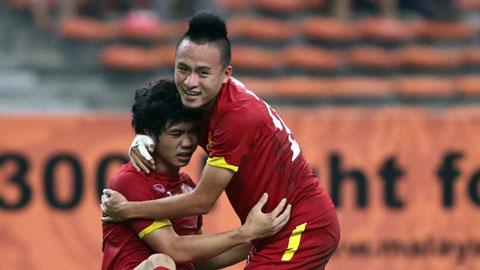 U23 Việt Nam: Chờ cái duyên Huy Toàn
