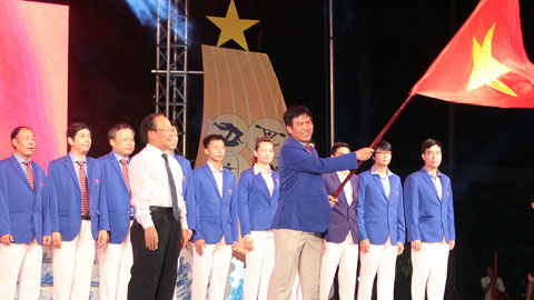 Hôm nay (2/6), Đoàn TTVN bắt đầu lên đường dự SEA Games 28